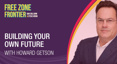 Building Your Own Future with Howard Getson