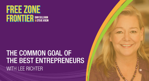 The Common Goal Of The Best Entrepreneurs with Lee Richter