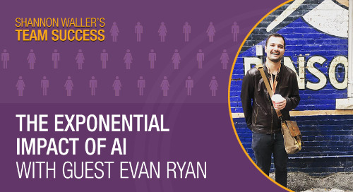 The Exponential Impact Of AI — Interview with Evan Ryan