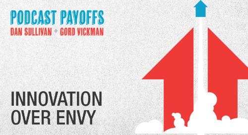Innovation Over Envy
