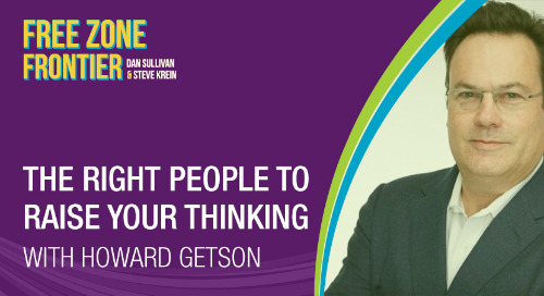 The Right People To Raise Your Thinking with Howard Getson