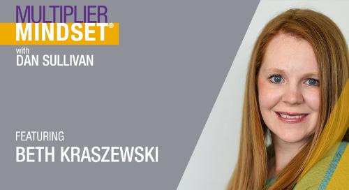 Finding Life Balance As An Entrepreneur, with Beth Kraszewski
