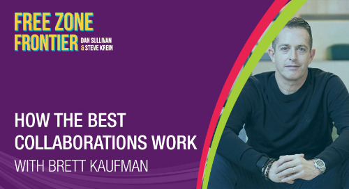 How The Best Collaborations Work with Brett Kaufman