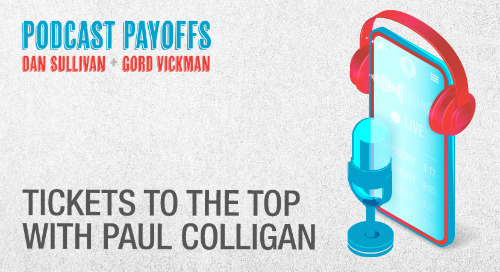 Tickets To The Top, with Paul Colligan