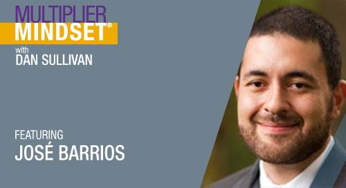 A Big Shortcut For Entrepreneurs, with José Barrios