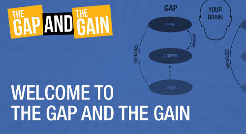 Welcome To The Gap And The Gain