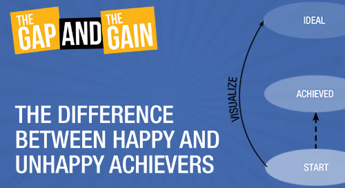 The Difference Between Happy And Unhappy Achievers