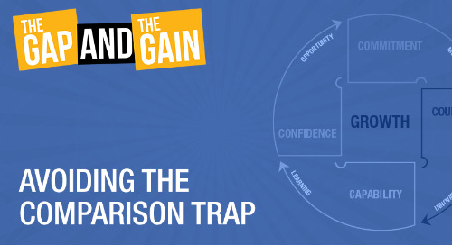 Avoiding The Comparison Trap