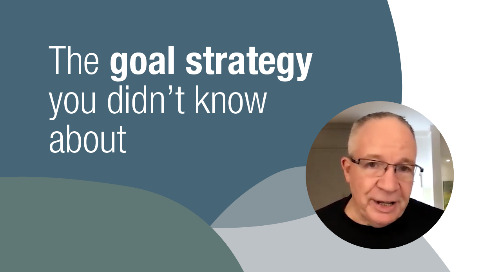 Why You Should Talk About Your Goals
