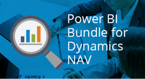 Western Computer's Power BI Bundle for Microsoft Dynamics NAV