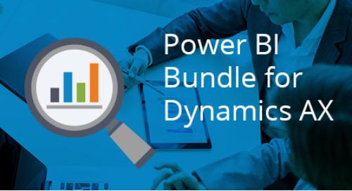 Western Computer's Power BI Bundle for Microsoft Dynamics AX 2012