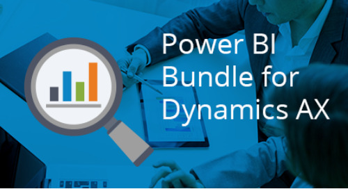 Western Computer's Power BI Bundle for Microsoft Dynamics AX 2012