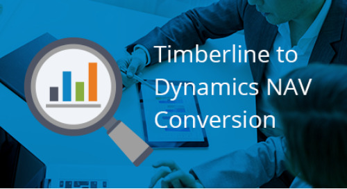 Timberline to Microsoft Dynamics NAV Conversion