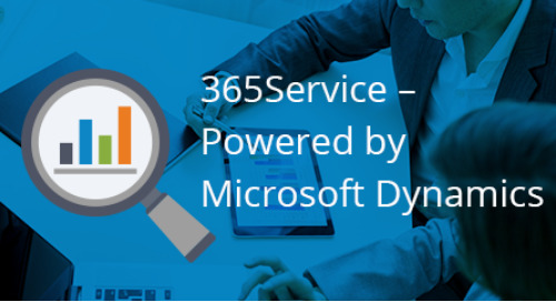365Service Powered by Microsoft Dynamics