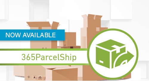 Distribution News: 365ParcelShip for Dynamics 365 Now Available on AppSource