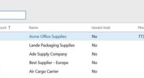 Mass Updating Records in Dynamics 365 Made Easy