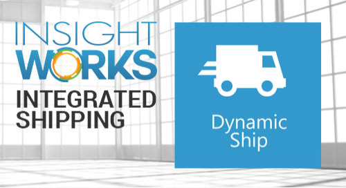 March 12: Integrated Shipping for Dynamics 365 Business Central from Insight Works
