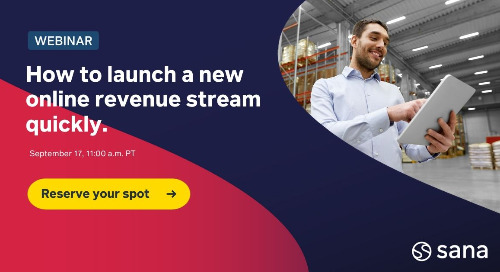 Septmeber 17: Coffee Break Webinar - How to Launch a New Online Revenue Stream Quickly