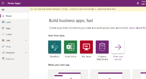 October 1: Microsoft Power Apps: Model Driven or Canvas Apps - Which is Right for Me