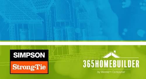 March 4: 365HomeBuilder Part 2: Explore Powerful Features with Simpson Strong-Tie