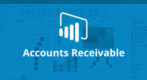 Power BI Interactive Dashboard: Account Receivable [D365 Business Central]