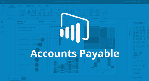 Power BI Interactive Dashboard: Accounts Payable [D365 Business Central]