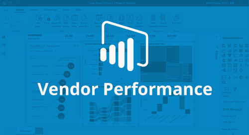 Power BI Interactive Dashboard: Vendor Performance [D365 Business Central]