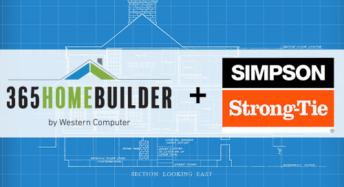 Advantages of 365HomeBuilder and Pipeline Partnership