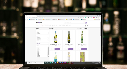 Wine Distribution eCommerce: Advantages of 365WineTrade and Dynamicweb Integration