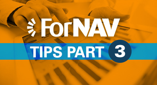 ForNAV Tips Part 3: How to Convert Classic NAV Reports in Business Central