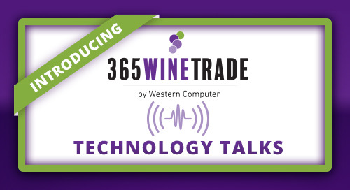 Let's Talk Wine Industry Technology! Listen to Our New Podcast