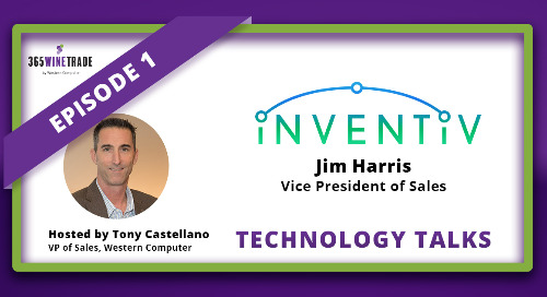 365WineTrade Tech Talks Episode 1 with Inventiv: Sales Tools, Ecommerce, Industry Trends