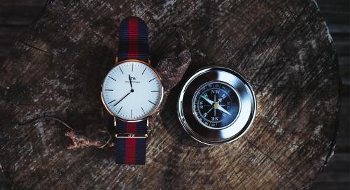 Subordinate the Clock to Compass