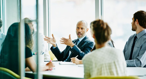 Your Job as a Leader: Engage Your People and Build Your Culture