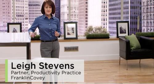 The 5 Choices of Extraordinary Productivity