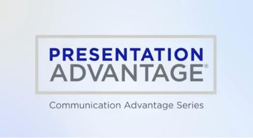 Presentation Advantage