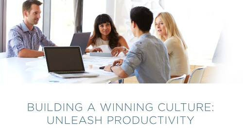 Building a Winning Culture - Unleash Productivity
