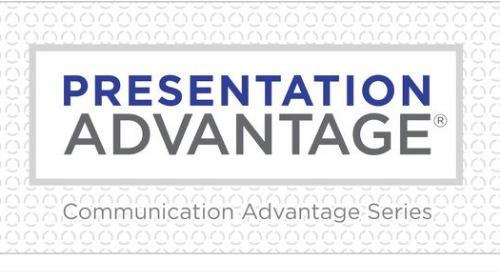 Participant Feedback -  Presentation Advantage