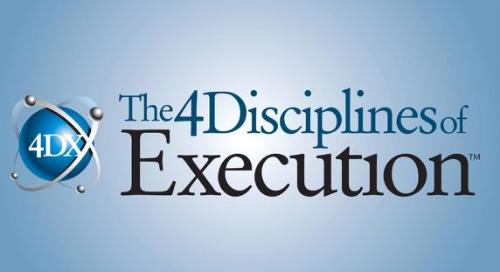 4 Disciplines - Break Through Results
