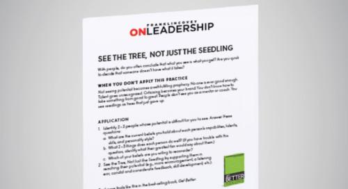See The Tree On Leadership Tool