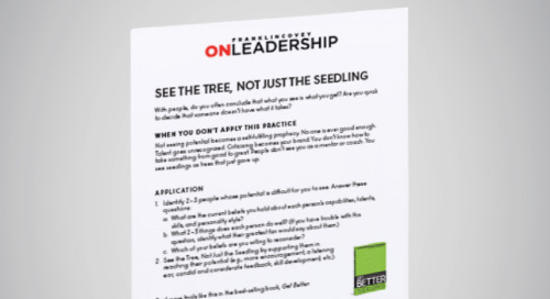 See The Tree On Leadership Tool