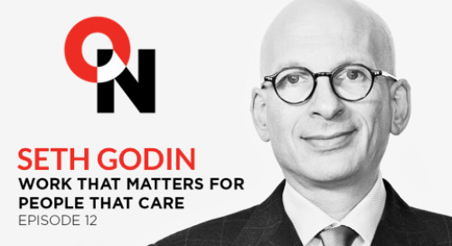 On Leadership With Scott Miller: Episode #12 Seth Godin