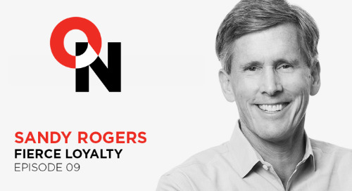 On Leadership with Scott Miller: Episode #09 Sandy Rogers