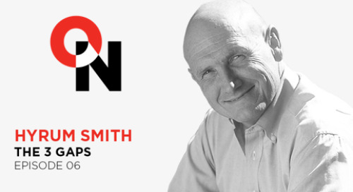 On Leadership With Scott Miller: Episode #06 Hyrum Smith