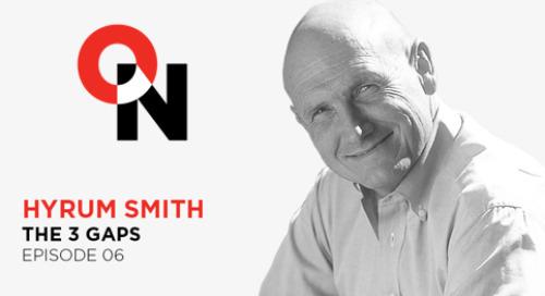 On Leadership With Scott Miller: Episode #06 Hyrum Smith