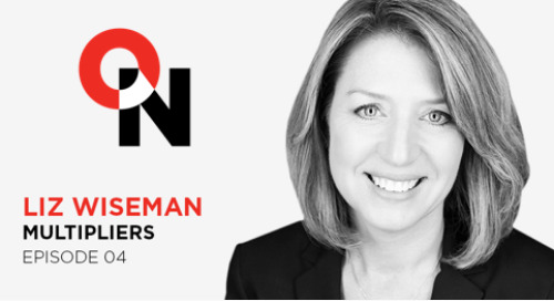 On Leadership With Scott Miller: Episode #04 Liz Wiseman
