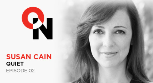 On Leadership With Scott Miller: Episode #02 Susan Cain
