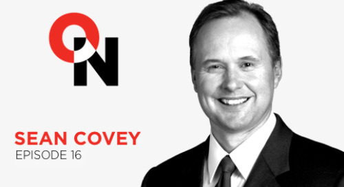 On Leadership with Scott Miller: #16 Sean Covey