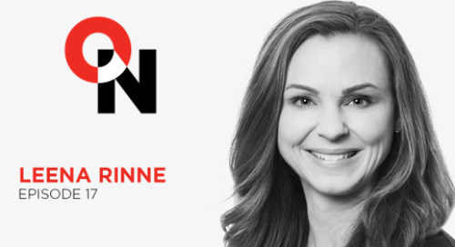 On Leadership with Scott Miller: #17 Leena Rinne