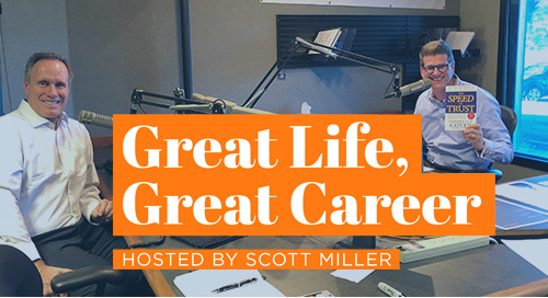 Great Life, Great Career - Episode #2 Stephen M. R. Covey